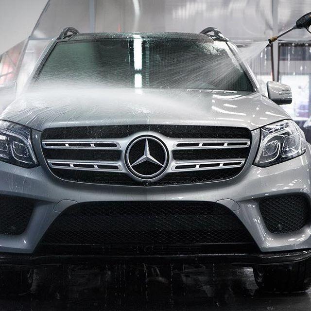 Комплексная мойка автомобиля цена Москва